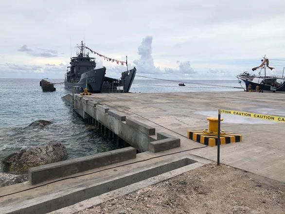 Philippines tính xây căn cứ hậu cần lớn ở Biển Đông đối phó Trung Quốc - Ảnh 2.