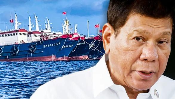 Trung Quốc đẩy Philippines về phía Mỹ - Ảnh 1.