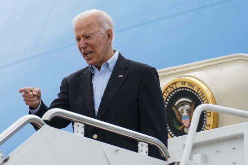 Vỡ mộng làm lành với ông Biden, Trung Quốc thúc đẩy luật chống trừng phạt - Ảnh 1.