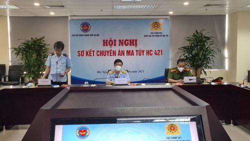 Phá đường dây ma túy khủng từ Hà Lan về Việt Nam qua đường hàng không - Ảnh 1.