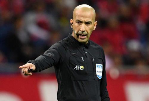 Trọng tài Iraq bắt chính trận UAE - Việt Nam tối 15-6 - Ảnh 1.