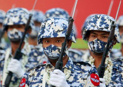 Liên Hiệp Quốc kêu gọi ngăn đưa vũ khí tới Myanmar, Trung Quốc bỏ phiếu trắng - Ảnh 1.