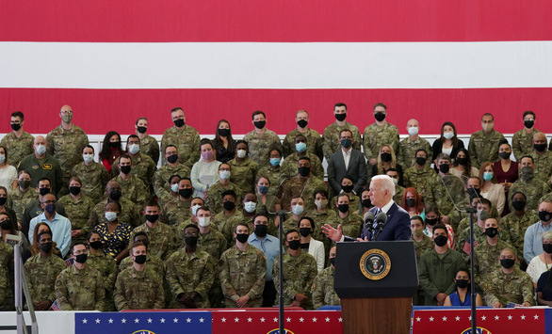 8 ngày đưa Mỹ trở lại châu Âu của ông Biden - Ảnh 3.