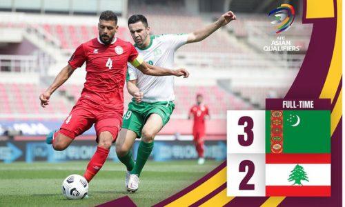 Việt Nam thêm cơ hội giành vé vòng loại World Cup khi Lebanon thua Turkmenistan, tại sao? - Ảnh 1.