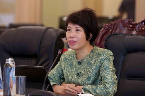 Nữ Thứ trưởng Bộ Kế hoạch và Đầu tư đảm nhiệm thêm trọng trách - Ảnh 1.