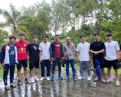 Bầu Đức: Tôi sẵn sàng để Kiatisuk về lại đội tuyển Thái Lan - 2