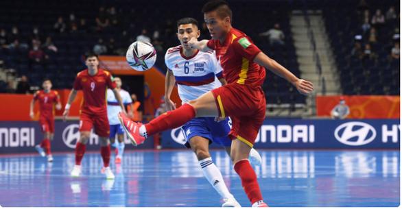 FIFA ca ngợi Việt Nam có màn trình diễn đầy kiêu hãnh và ngẩng cao đầu - Ảnh 1.