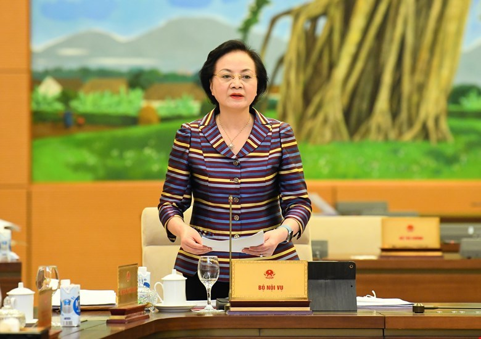Bộ trưởng Nội vụ lý giải tổng biên chế năm 2022 thêm hơn 7.000 công chức