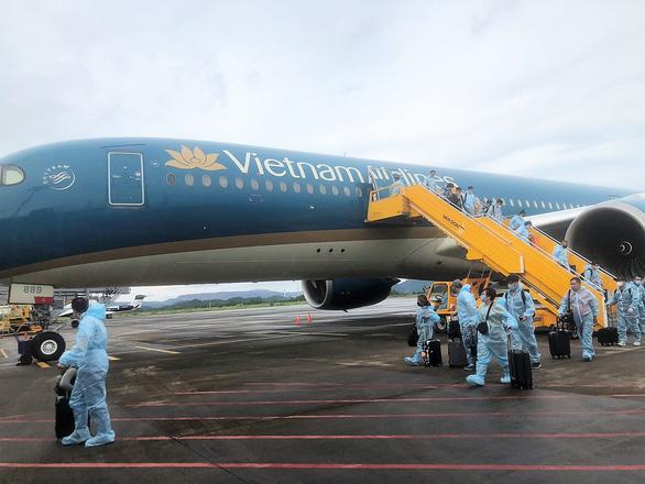Thêm chuyến bay đón công dân về nước, chi phí trọn gói 89 triệu đồng/khách - Ảnh 1.