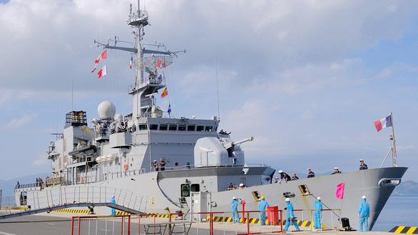 EU tìm cách tăng cường triển khai hải quân ở Ấn Độ Dương - Thái Bình Dương - Ảnh 1.