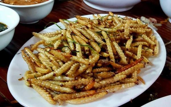 Loại sâu ở Việt Nam được ví như đông trùng hạ thảo của Trung Quốc, giá đắt nhưng không thiếu người mua vì ông ăn, bà vui - Ảnh 5.